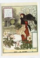 PAINTING - AK 187700 Eugène Grasset - La Belle Jardinière - Pintura & Cuadros