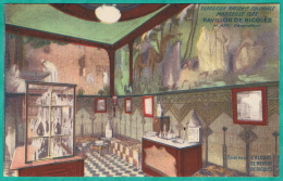 CPA BOUCHES-DU-RHONE (13) - MARSEILLE - EXPOSITION COLONIALE 1922 - PAVILLON DE RICQLES - Exposiciones Coloniales 1906 - 1922
