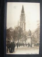 CP. 627. Anvers. Antwerpen. Place Verte - Antwerpen