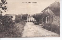 La Gare De Brens Virignin Rare - France