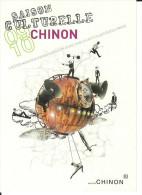 SAISON CULTURELLE 2009/2010 - CHINON -37 - Spectacle