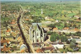 ZZ  1244  CPM     CLERY SAINT ANDRE VUE AERIENNE - France