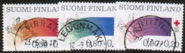 1977 Red Cross  Used Set. - Finland