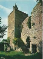 Brancion - Château, Donjon, Escalier -  Non écrite - France