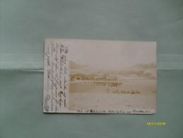 FOTOGRAFIA  1901 Manovre Militari Impero Austro Ungarico Affrancata Viaggiata - Manovre