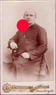 Abbé Joseph Nyssen Chanoine  Décédé à MONTZEN En 1919 - Photographs