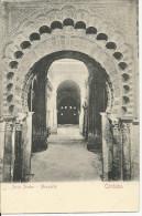 Cordoba - Mezquita - Arco Arabe - Non Divisée -  Non écrite - Córdoba