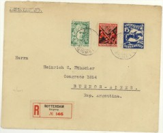 Netherlands / Olympics / Horses / Argentina / Advertising / Charity Stamps . - Cartas