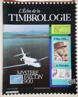 L´Echo De La TIMBROLOGIE.n°1565.  Mai1985. - French