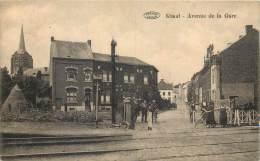 Wavre - Limal - Passage à Niveau Avenue De La Gare - Wavre