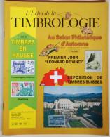 L´Echo De La TIMBROLOGIE.n°1581.  Novembre 1986. - French