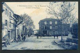 BOURDEAUX - Entrée De Bourdeaux, Animé - Automobiles - Frankreich