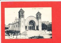 ORAN Cpa La Cathédrale          48 P S - Oran