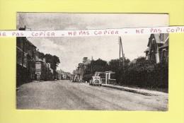 * CPA..( Dépt 08 )..BALAN : Rue Nationale  :  Scan D  : Voir Les 2 Scans - France