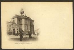 LE MANS Rare Eglise De La Visitation (Bouveret) Sarthe (72) - Le Mans