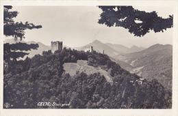 CE29   --  CELJE  --  STARI GRAD  --  BURG, CASTLE  --  1940 - Eslovenia