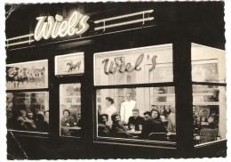 """OSTENDE   ---  Café  """" LE  RAC """"    (  Abimée ) - Oostende"""