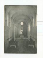 FRATTOCCHIE,Abbazia Dei Cistercensi Della S.O.,interno Chiesa-1965 - Roma