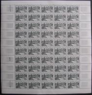 Elysée - Numéro 1192 En Feuille Entière De 50 - Rare - PRIX BAS - Francia