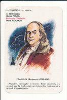 Benjamin FRANKLIN / Foudre Paratonnerre Sur Clocher De L'église  // IM 131/4 - Zonder Classificatie
