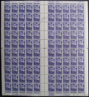 Préoblitéré Numéro 109 YT  Coq En Feuille Entière De 100 - Rare - PRIX BAS - Preobliterati