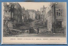 54 - NOMENY --  24 Décembre 1914 - Nomeny