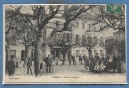 54 - NOMENY -- Place De La Mairie - Nomeny