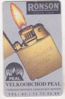 Slovenia Old Chip Phonecard - 50 Units - 11/98 - Ronson - Slovénie