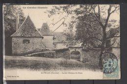 19 - Altillac (corrèze) - Ancien Chateau Du Doux - La Corrèze Illustrée - RARE ! - Other Municipalities