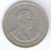 MAURITIUS 1 RUPEES 1991 - Mauritius