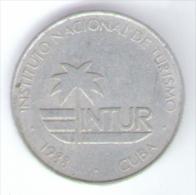 CUBA INTUR 10 CENTAVOS 1988 - Cuba