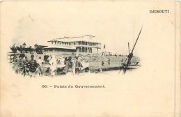 DJIBOUTI - Palais Du Gouvernement - Gibuti