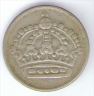 SVEZIA 50 ORE 1955 - Schweden