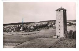 Deutschland - Dobel Im Schwarzwald - Turm - Ortsansicht - Non Classificati