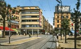 SAINT ETIENNE  Place Du Peuple  Cpsm  1960 - Saint Etienne