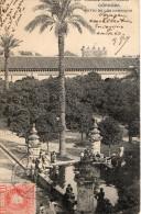 Sevilla 1905 ,Hauser Y Menet 1618,matasello Ferrocarril Bobadilla - Granada A Audes (L´Allier), Bahnpost, Train - Sevilla