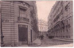 S.R.A. - PARIS - Avenue Alphand Prise De L'Avenue Malakoff - Distretto: 16