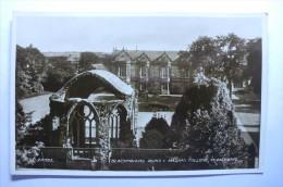 Blackfriars Ruins E Madras College, St Andrews - Fife