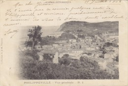 Skikda - Philippeville - Vue Générale - Skikda (Philippeville)