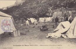 Campagne Du Maroc 1907-11  Lot De 7 Cartes - Voir Les 8 Scanns - Andere Kriege