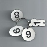 Michelin 1998 - Porte-clefs