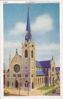Illinois Chicago Cathedral Of the Holy Name 1937