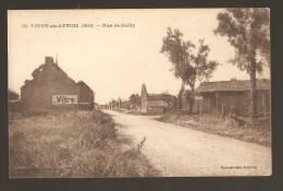 VITRY EN ARTOIS 1919 RUE DE SAILLY - Vitry En Artois