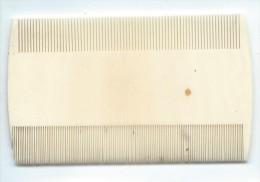 Peignes anciens /Peigne � d�crasser/ 2  pi�ces / pour  Collection/ Vall�e d�Eure/ Vers 1880-1890    PARF59