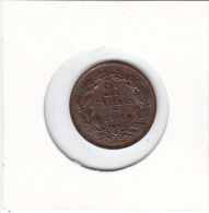 2 1/2 Centimes Bronze  LUXEMBOURG 1901  SUP - Luxembourg