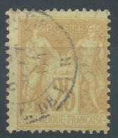 Lot N°24469   N°92, Oblit Cachet à Date  ( Bl De La Republique ) - 1876-1898 Sage (Type II)