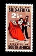 RSA ,1962, MNH Stamp(s) Folk Festival,  Nr. 310 - South Africa (1961-...)