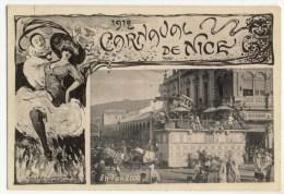NICE - LE CARNAVAL - En L'An 2000 - Belle  Edtition T Olive. - Carnival