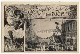NICE - LE CARNAVAL -  Les Plaisirs Du Dimanche  - Belle  Edtition T Olive. - Carnival