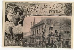NICE - LE CARNAVAL -  S M Le Carnaval  - Belle  Edtition T Olive. - Carnival